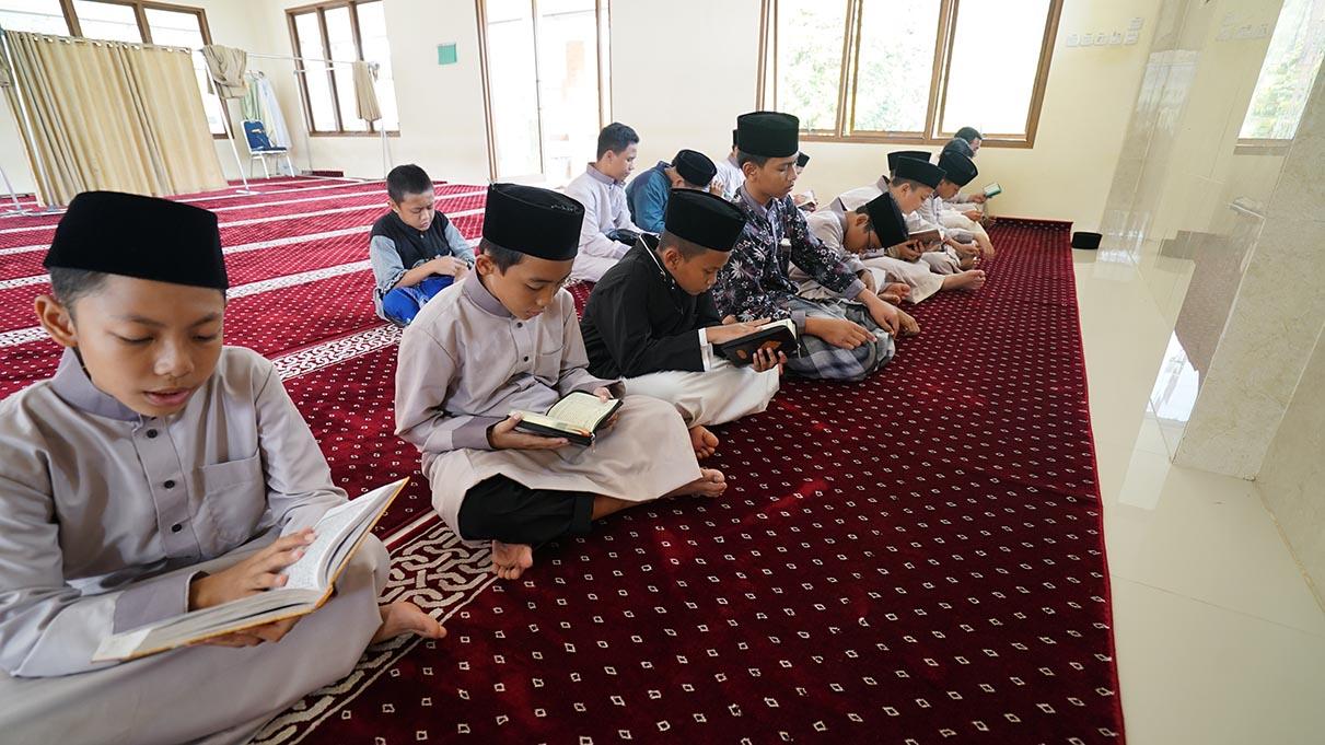 Motivasi Tahfizh Qur'an